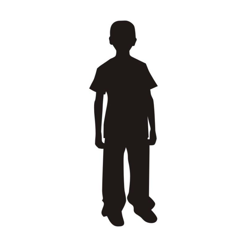 Boy Silhouette