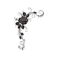 Decorative Flower Vectors 19