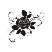 Decorative Flower Vectors 24