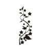 Decorative Flower Vectors 33