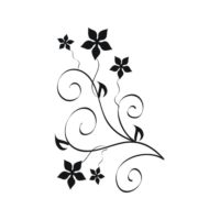 Decorative Flower Vectors 75