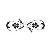 Decorative Flower Vectors 88