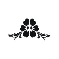 Decorative Flower Vectors 89