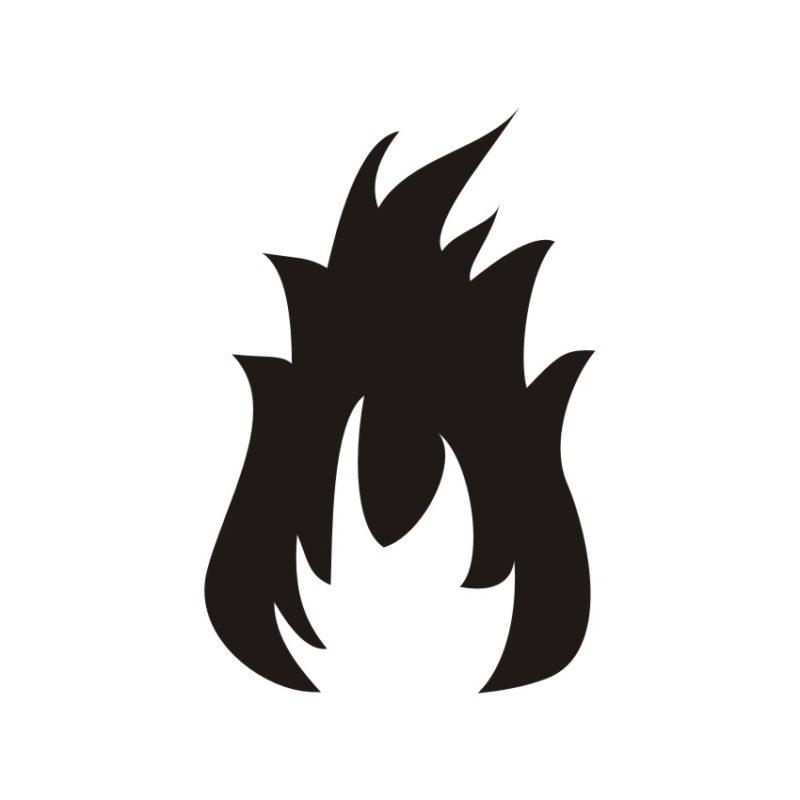 Fire Vector, Flames Vectors 68