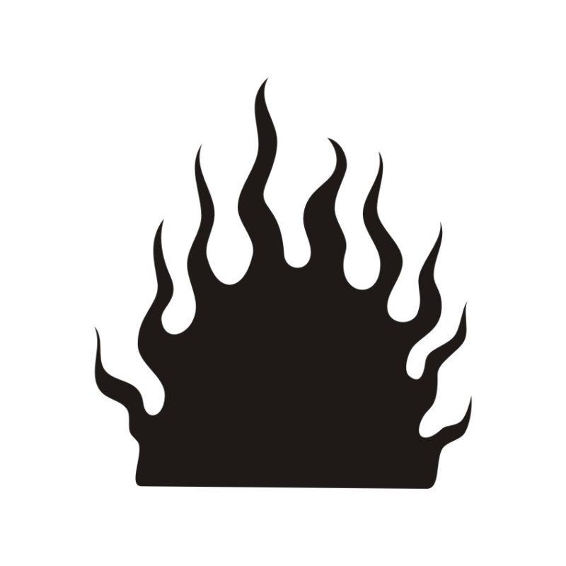 Flames Vectors, Fire Vector 271