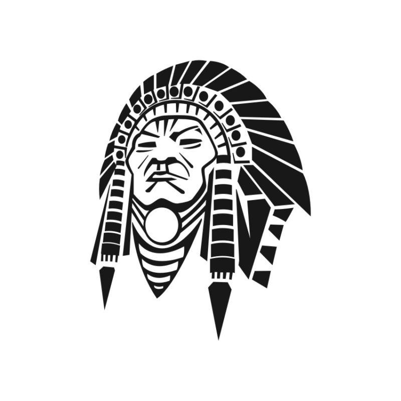 Indians Vectors