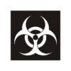 Symbol Biohazard Vector
