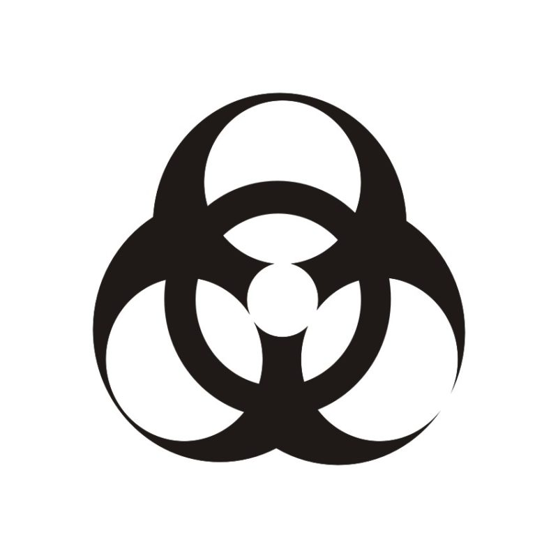 Symbol Of Biohazard