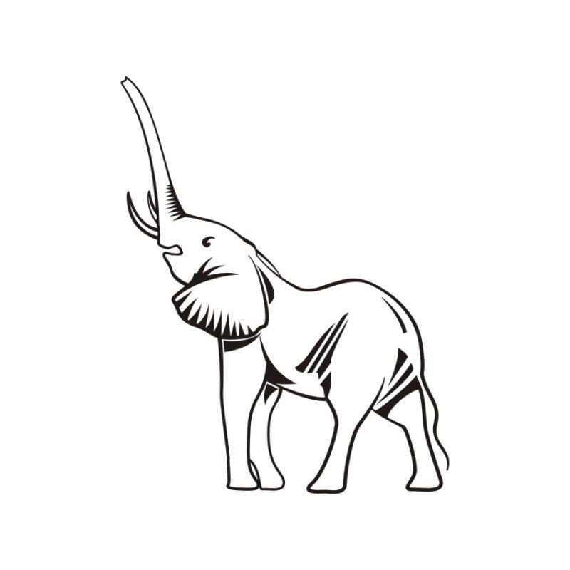 Elephant Vector, Elephants Vectors, Mamut Vector, Elephant Vectors