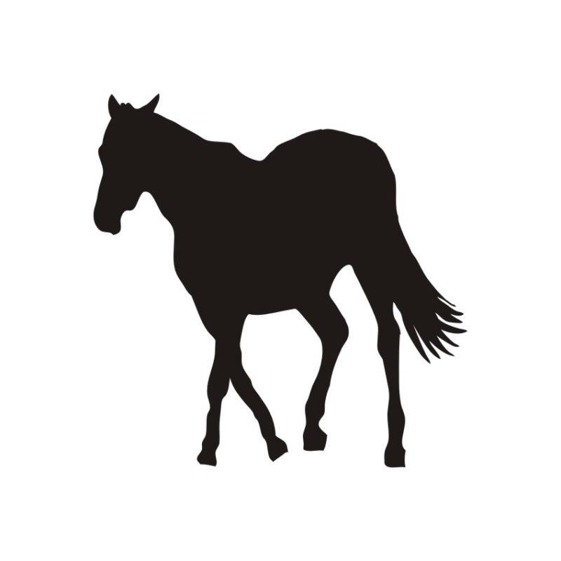 Horse Vector, Horse Vectors, Horses Vectors, Animals Vectors, Horse Silhouette, Mustang Vector, Pony Vector,head Horse Vector, Foal Vectors
