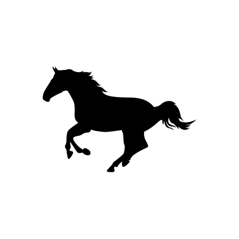Horse Vector, Horse Vectors, Horses Vectors, Animals Vectors, Horse Silhouette, Mustang Vector, Pony Vector,head Horse Vector, Foal Vector (3)