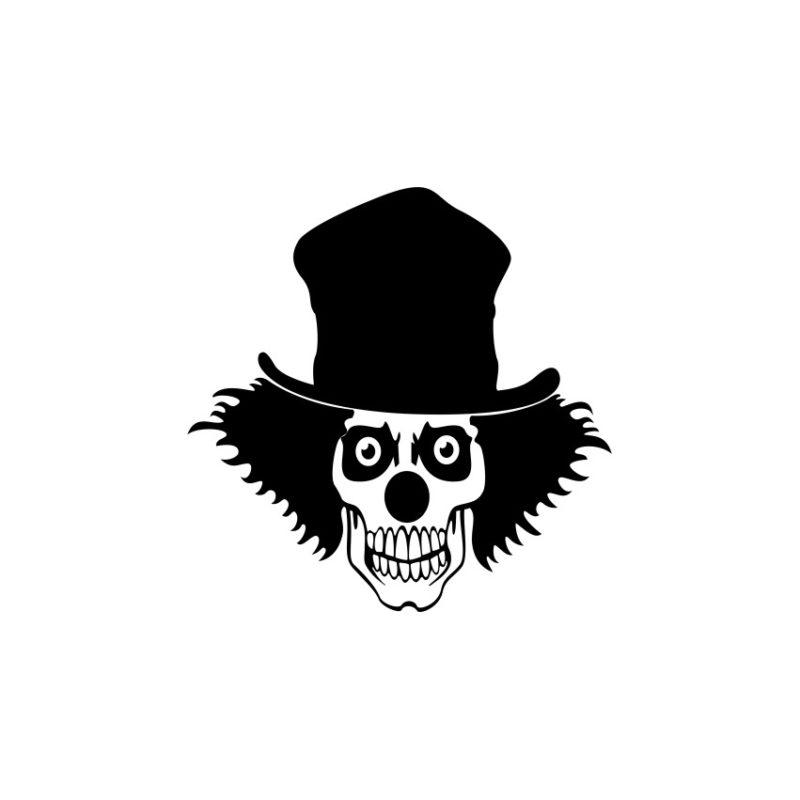 Vector Clown, Clown Vectors, Clown crd files, Clown Photos, Clown Corel files, Clown PSD files, Clown Silhouette, vector, Skelet Clown vector, Head Joker vector, Joker Vector