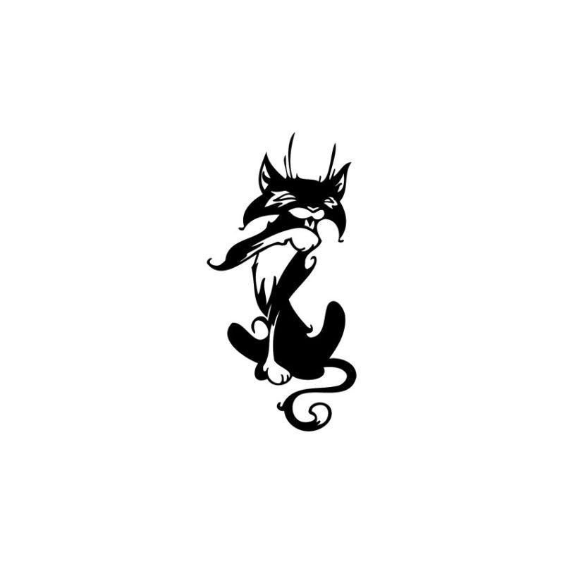 Cat Vector, Cat Vectors, Cats Vectors, Animals Vectors, Cat Silhouette, Pussycat Vector, Pussy Vector, Amazing Cat Vector (8)