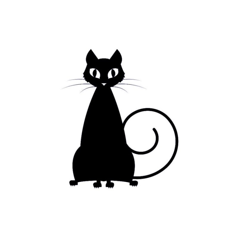 Cat Vector 10