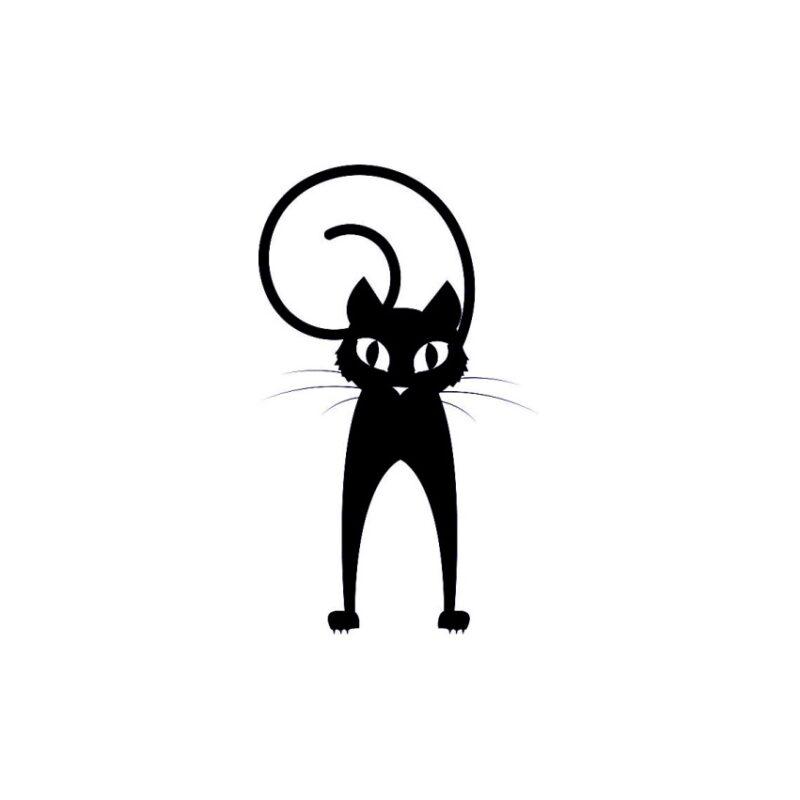 Cat Vector 8
