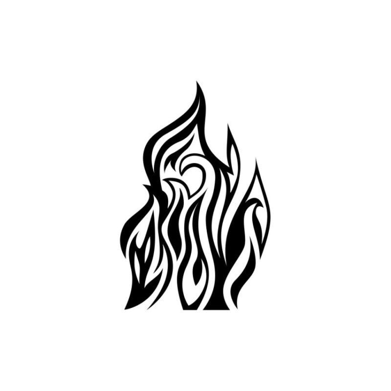 Fire Vector, Flames Vectors 13