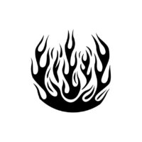 Fire Vector, Flames Vectors 18