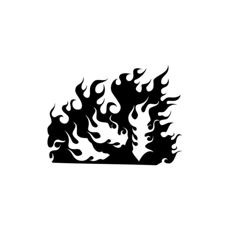 Fire Vector, Flames Vectors 8