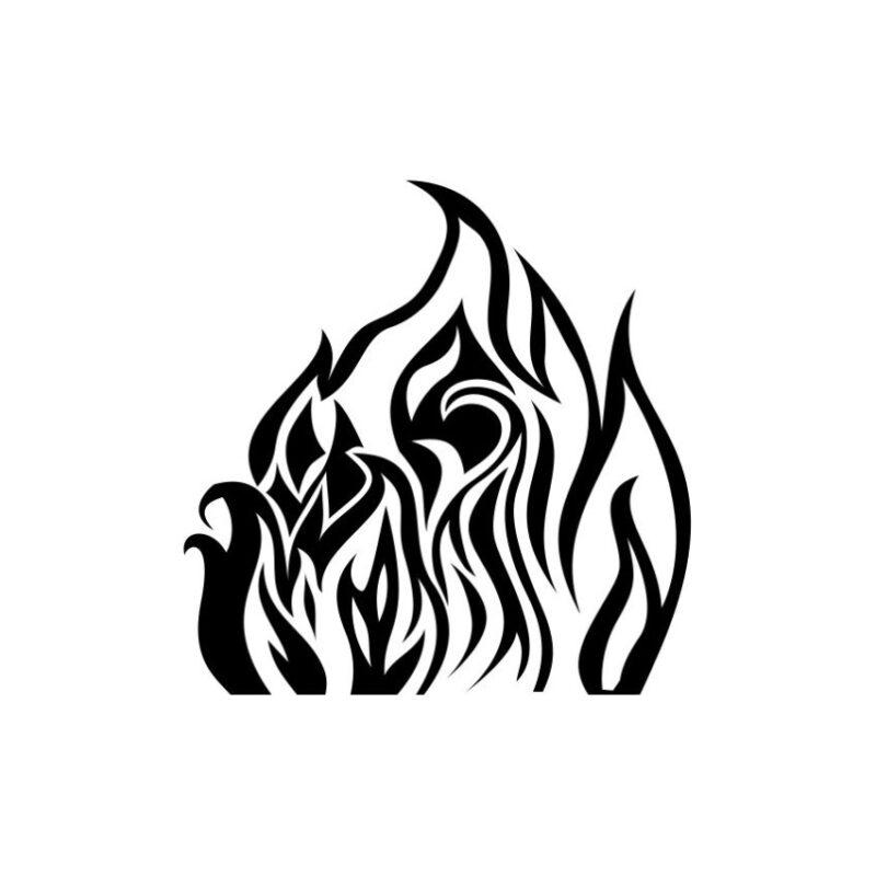 Fire Vector, Flames Vectors 9