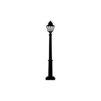 Gas Lamp Vector 2
