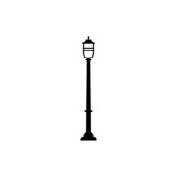 Gas Lamp Vector 3