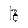 Gas Lamp Vector 5