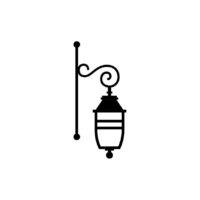 Gas Lamp Vector 5
