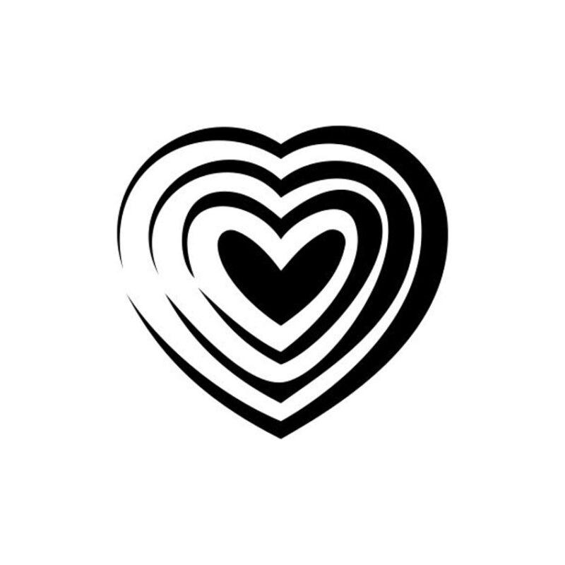 Hearts Love Vector 13