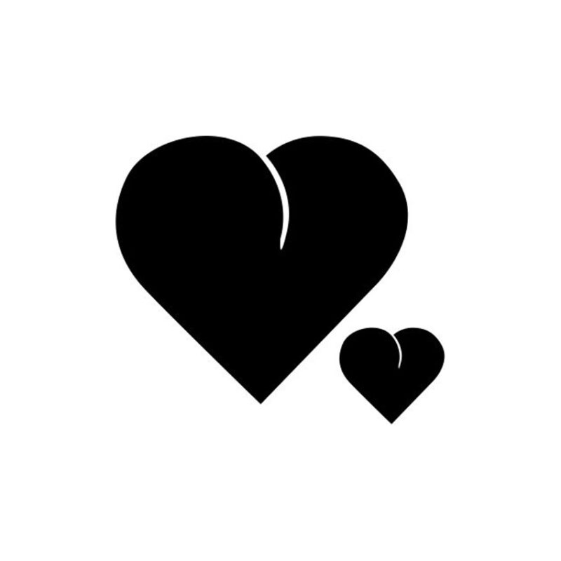 Hearts Love Vector 3