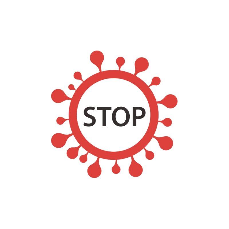 Stop Covid 19 3444