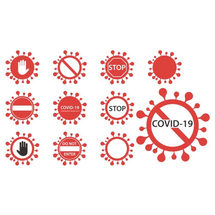 Stop Covid 19 Set2