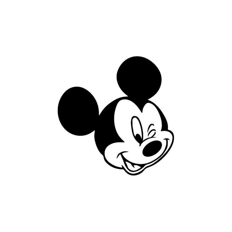 Mickey Mouse Vector 2