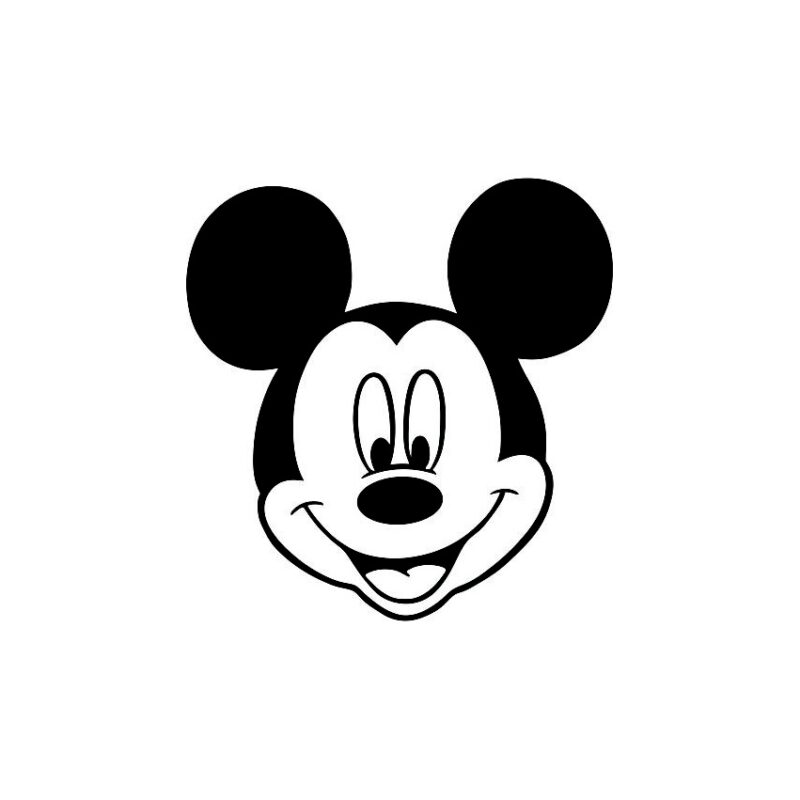 Mickey Mouse Vector 3