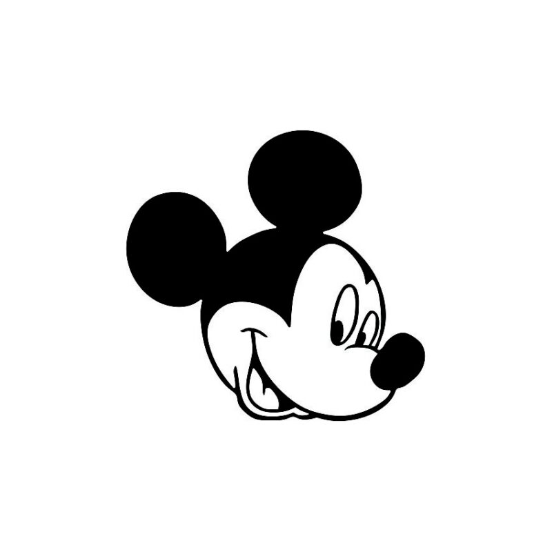 Mickey Mouse Vector 6